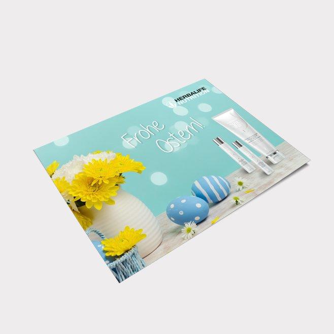 Postkarte Ostern Motiv 2