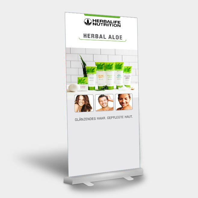 Herbalife ALOE Roll-Up 1