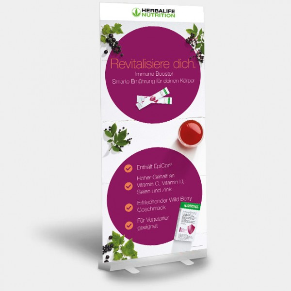 ROLL-UP Immune Booster