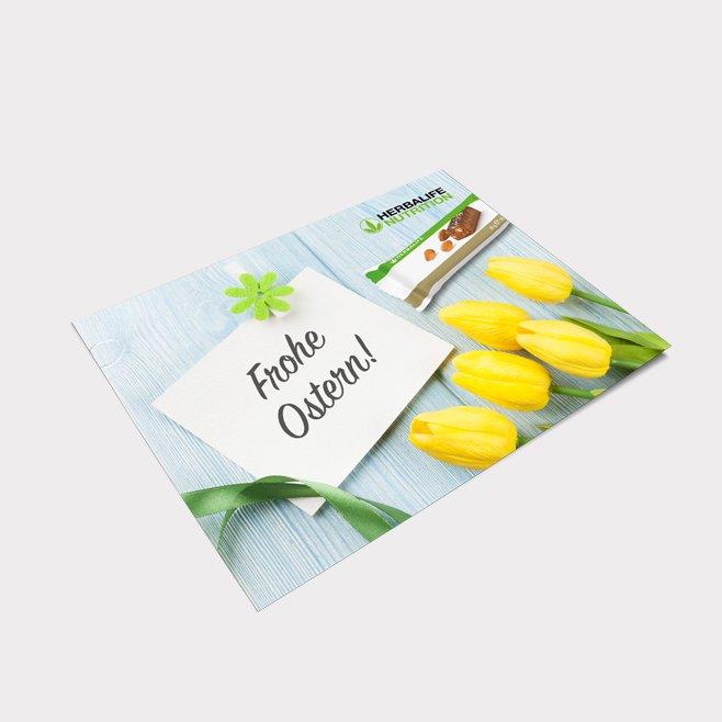 Postkarte Ostern Motiv 3